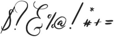 Festive Script Pure ttf (400) Font OTHER CHARS