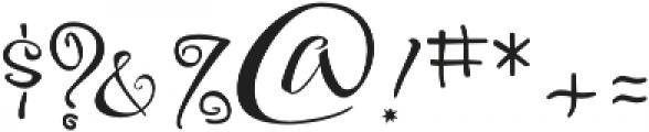 Festive otf (400) Font OTHER CHARS