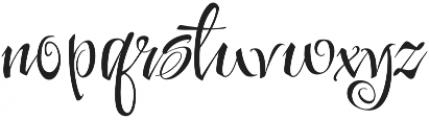 Festive otf (400) Font LOWERCASE
