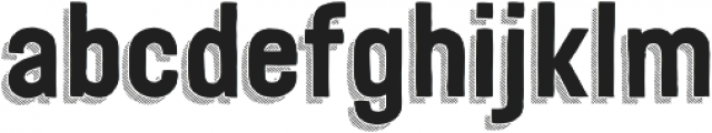 Festivo LC Basic L Line otf (400) Font LOWERCASE