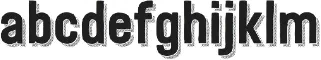 Festivo LC Basic R Line otf (400) Font LOWERCASE