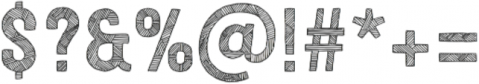 Festivo LC Sketch1 otf (400) Font OTHER CHARS