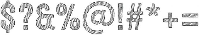 Festivo LC Sketch2 otf (400) Font OTHER CHARS