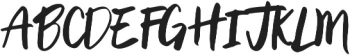 Fetuchene otf (400) Font UPPERCASE