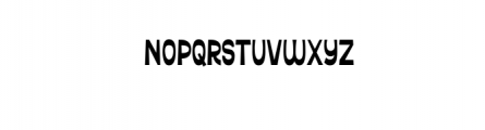 Ferguso.ttf Font LOWERCASE