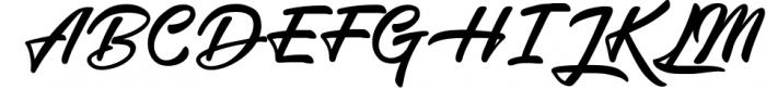 Feondra Font Duo | a Combination of Sans & Script Font Font UPPERCASE