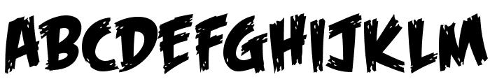 FeastofFleshBB Font UPPERCASE