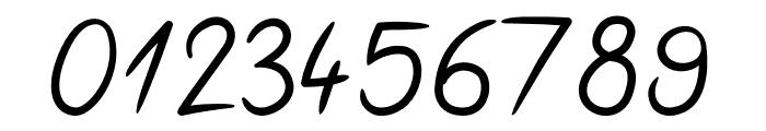 FeatherScript Font OTHER CHARS