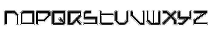 Federapolis College Font LOWERCASE