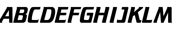 FederationCrille Font UPPERCASE