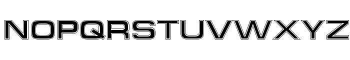 FederationStarfleetSquare Font UPPERCASE