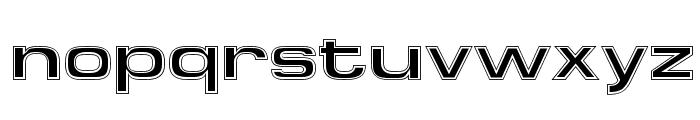 FederationStarfleetSquare Font LOWERCASE