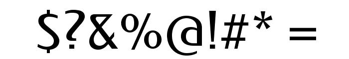 Federo Font OTHER CHARS