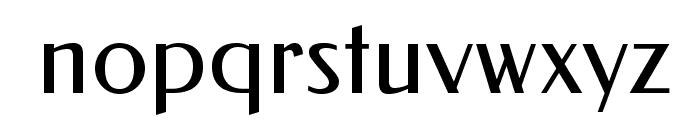 Federo Font LOWERCASE