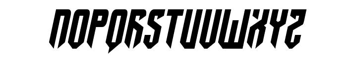 Fedyral II Semi-Italic Font LOWERCASE