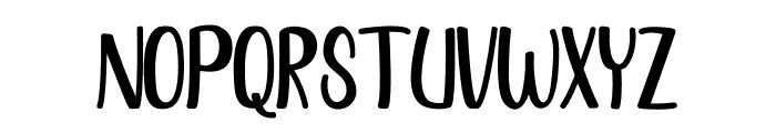 Feeling Good Font LOWERCASE