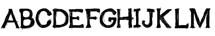 Feira da Fruta Font UPPERCASE