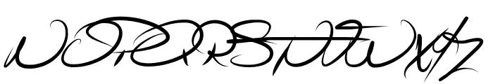 FeliX Font UPPERCASE