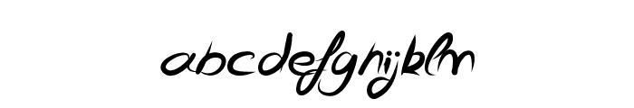 FeliX Font LOWERCASE