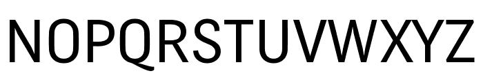 Fengardo Neue Regular Font UPPERCASE