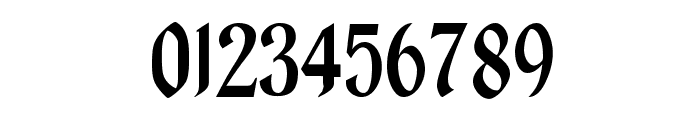 Fenwick Woodtype Font OTHER CHARS