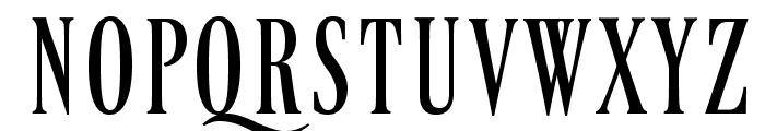 Ferrum Font UPPERCASE