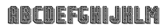 Festival 2 Regular Font LOWERCASE
