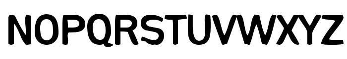 Fetma Heavy Font UPPERCASE