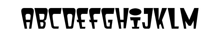 fenix header Font UPPERCASE