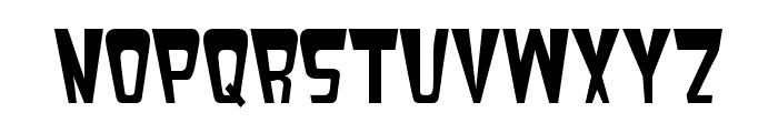 fenix header Font LOWERCASE