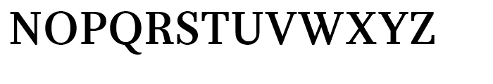 Felice Medium Font UPPERCASE