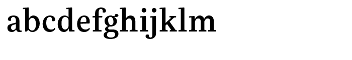 Felice Medium Font LOWERCASE