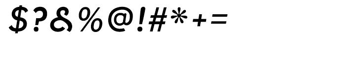 Fenwick Italic Font OTHER CHARS