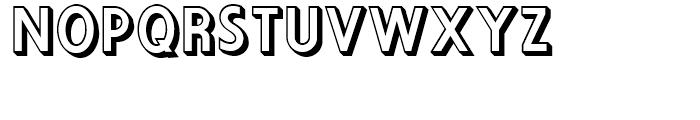 Fernburner NF Regular Font UPPERCASE