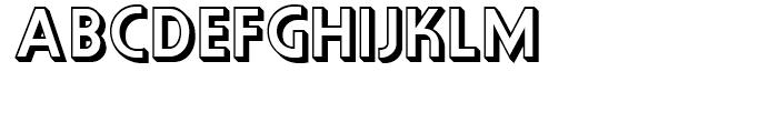 Fernburner NF Regular Font LOWERCASE