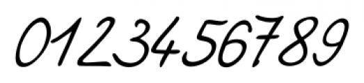 Federico Handwriting Regular Font OTHER CHARS