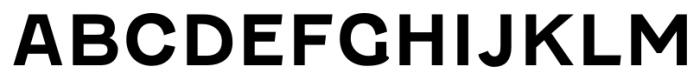 Fenwick Bold Font UPPERCASE