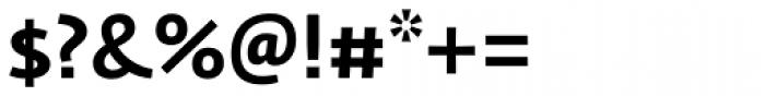 Fedra Sans Alt Pro Medium Font OTHER CHARS
