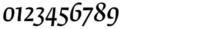 Fedra Serif B Normal Italic Font OTHER CHARS