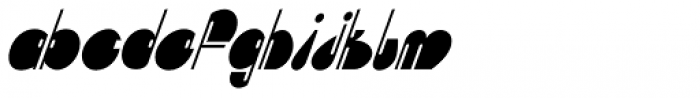 Feedbag NF Font LOWERCASE