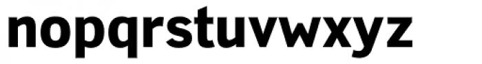 Felbridge ExtraBold Font LOWERCASE
