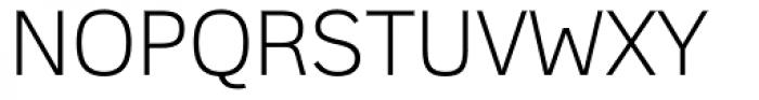 Felbridge Light Font UPPERCASE
