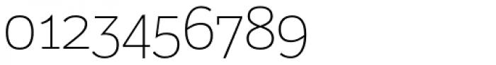 Felbridge Std Thin Font OTHER CHARS