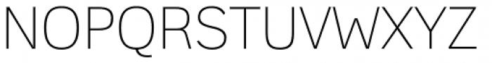 Felbridge Std Thin Font UPPERCASE