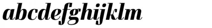 Felis Italic Bold Font LOWERCASE