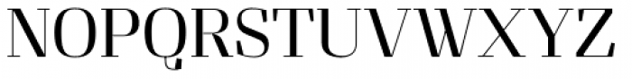 Felis Light Font UPPERCASE