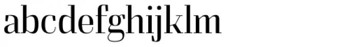 Felis Light Font LOWERCASE