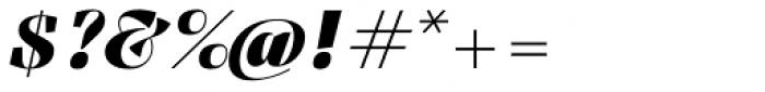 Felis Script Black Font OTHER CHARS