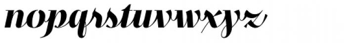 Felis Script Bold Font LOWERCASE