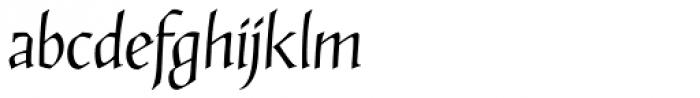 Fellowship Font LOWERCASE
